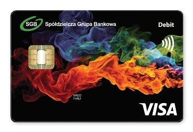 Visa Classic Ogień
