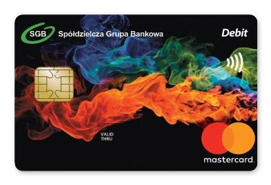 MasterCard Ognień