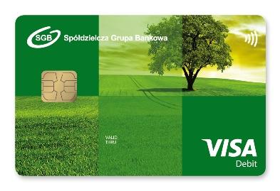 Visa Classic Drzewo